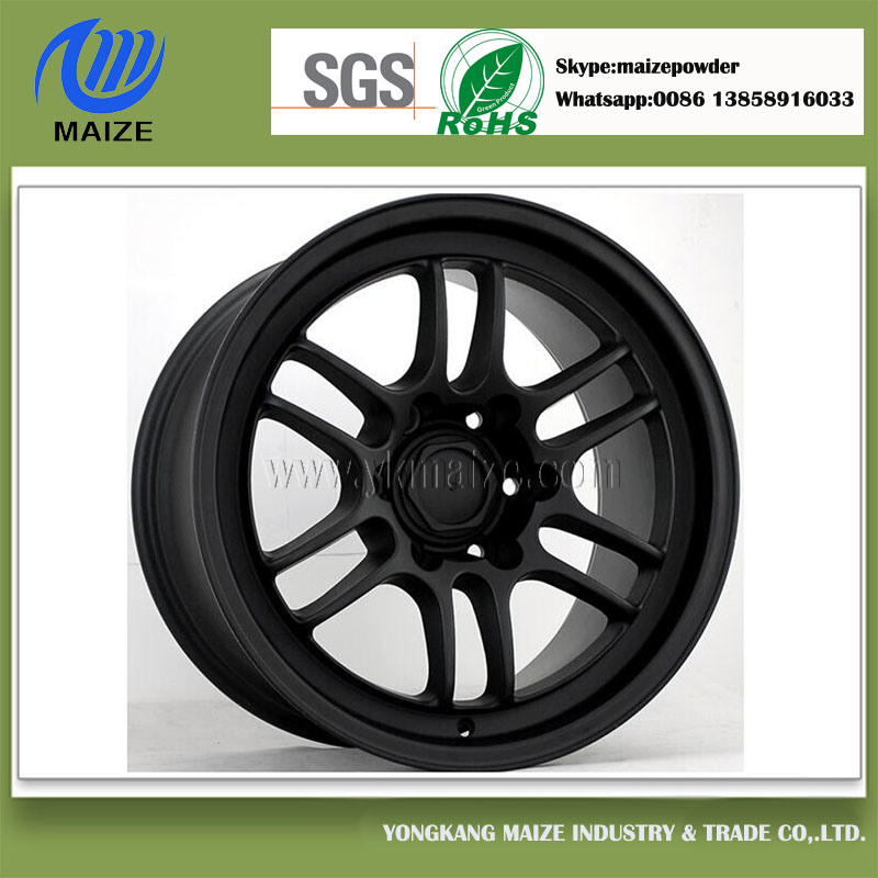 Automobile Wheel Hub Use Powder Coatings