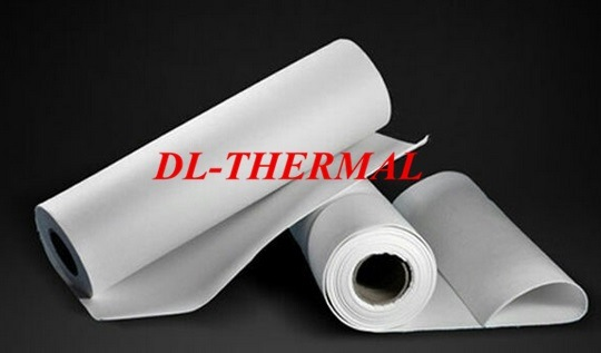 1mm Bio-Soluble Thermal Insulation Fiber Paper 1260