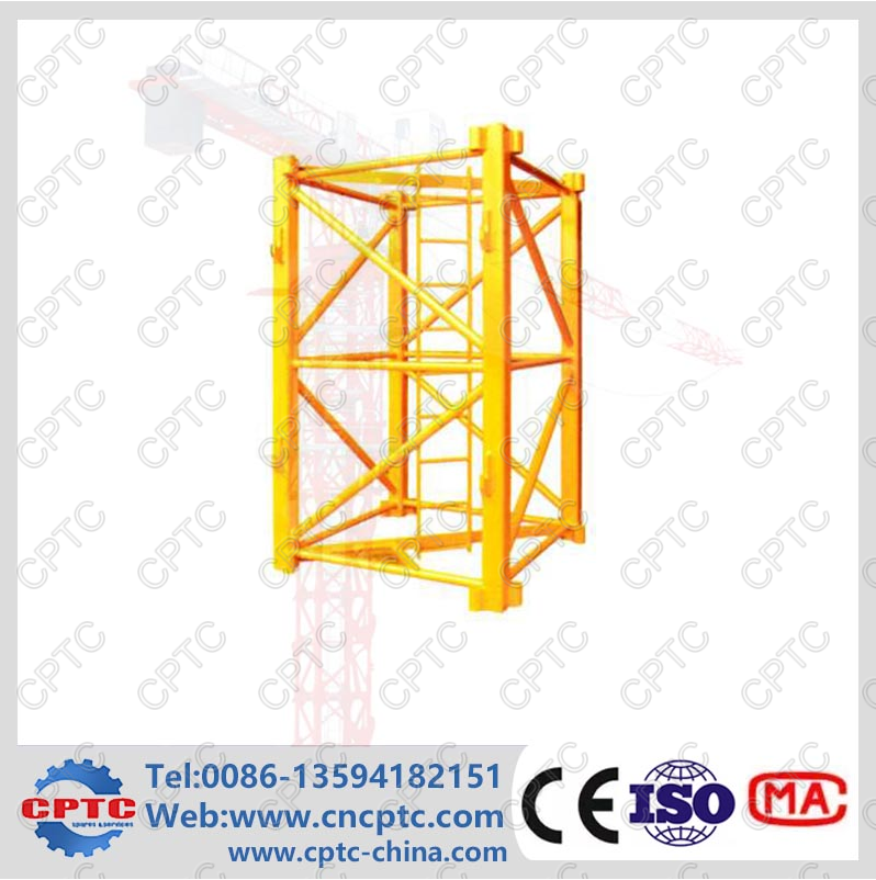 Tower Crane Master Sectioin