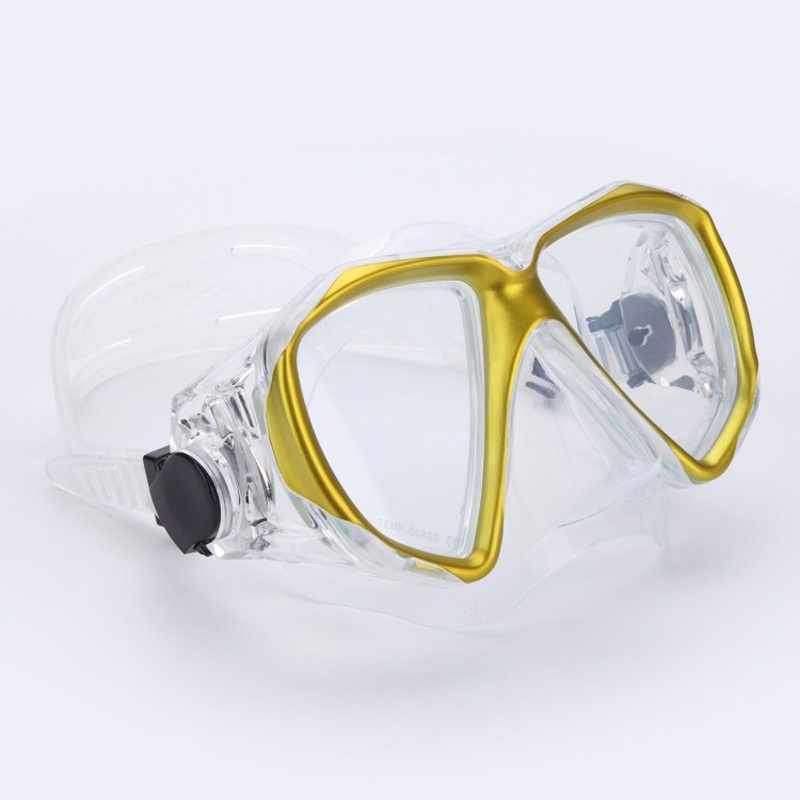 Professional Scuba Diving Fog-Proof Mask