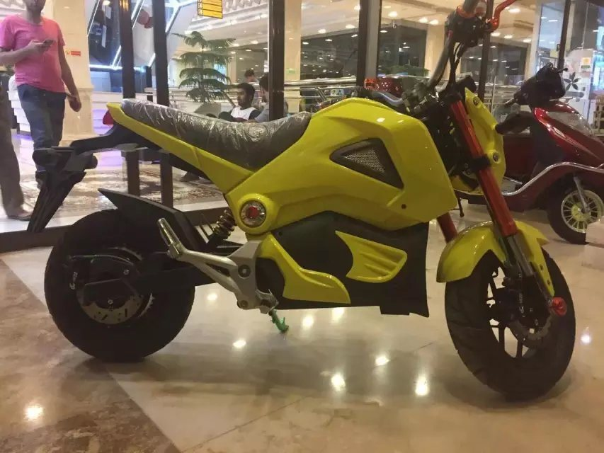 Hot Selling Electric Racing Motorcycle M3