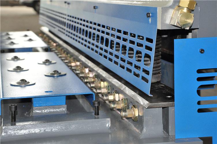 QC12k Series Servo CNC Swing Cutting Shearing Machine