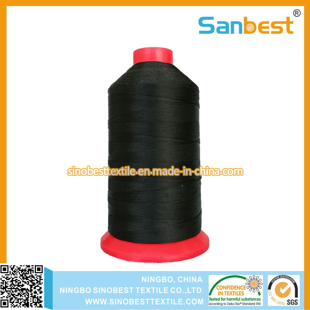 100% High Tenacity Polyester Multi-Filaments Sewing Thread
