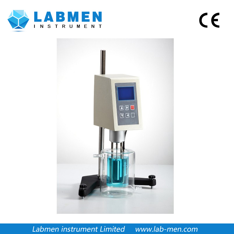 Digital Rotational Viscometer with Large LCD