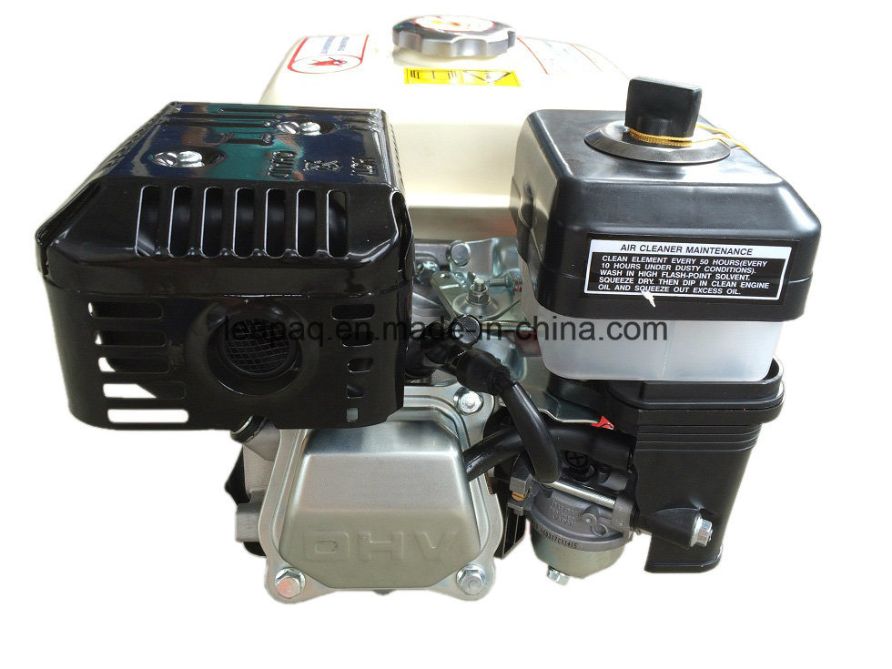 6.5HP 4-Stroke Single Cylinder Ohv Gasoline Engine