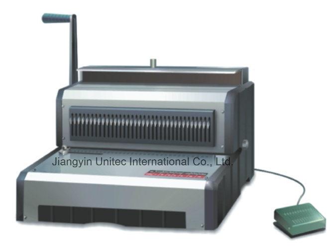 Wb-2410/Wb-2410e Heavy Duty Manual Wire Book Binding Machine