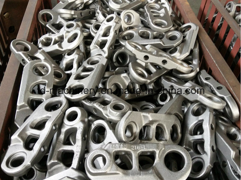 Undercarriage Spare Parts Excavator Loose Link, , Chain Track Linkbasic Track Link