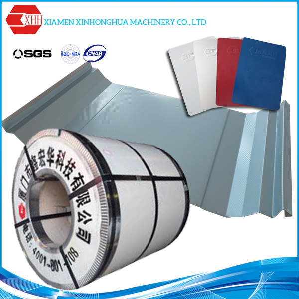 Color Coated Aluminium Steel Coil PPGI Color Coil (PPGI PPGL)
