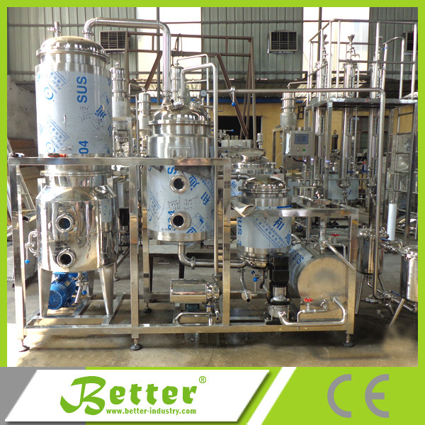 Solvent Stevia Extraction Equipment