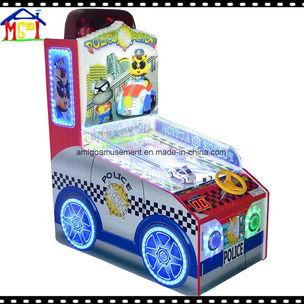 Redemption Machine Police Action Indoor Playground Game