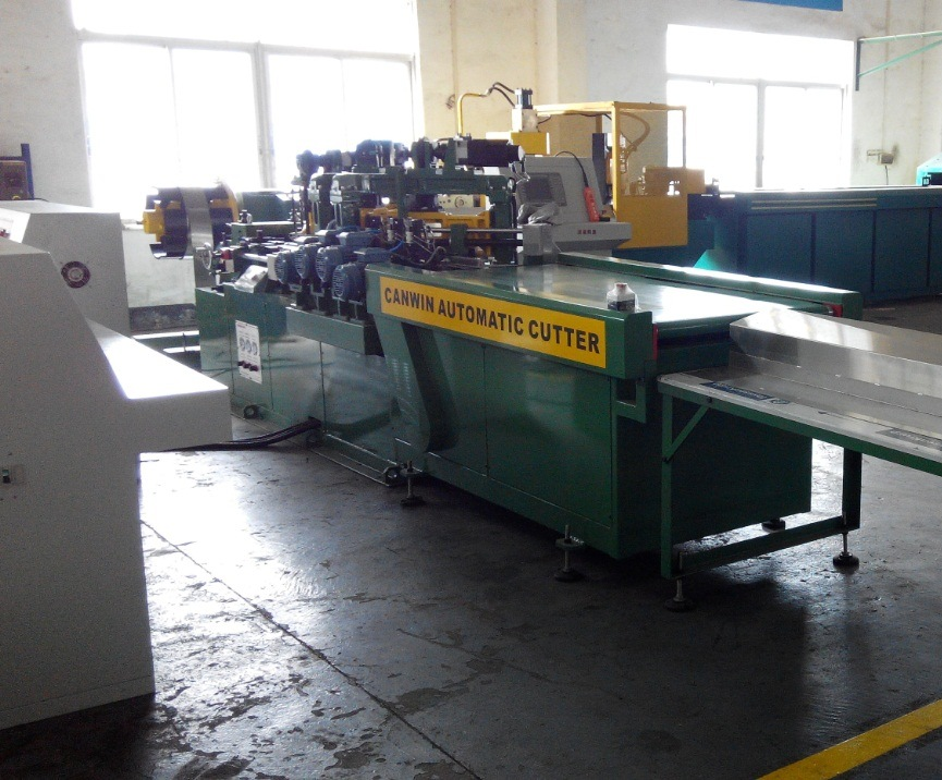 Automatic Ctl - Simple Type Two Cut Transverse Shear Line