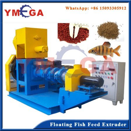 Competitive Price Automatic Fish Food Extruder Machine