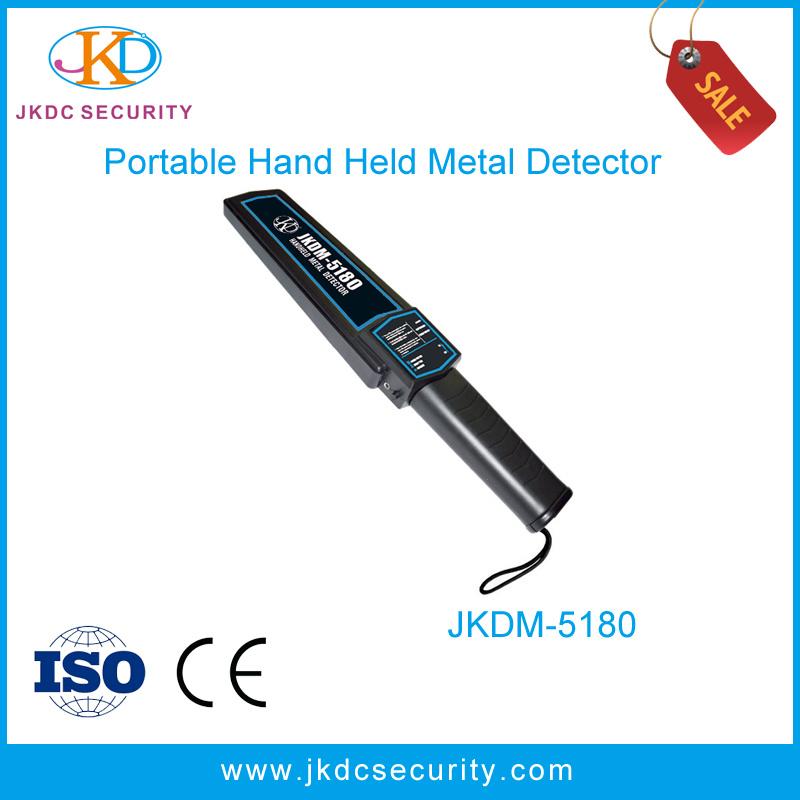 High Sensitivity Super Scanner Hand Held Metal Detector for Security Check