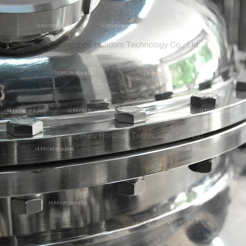 Stainless Steel Chemical Reactor/Pressure Reactor