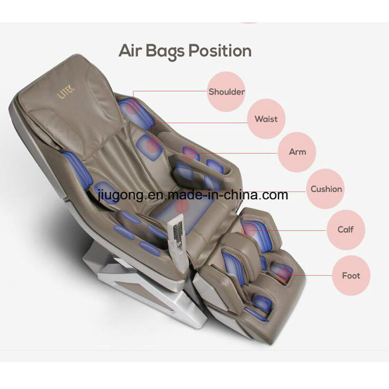 Luxury Zero Gravity 3D Massage Sofa Chair LC7800s