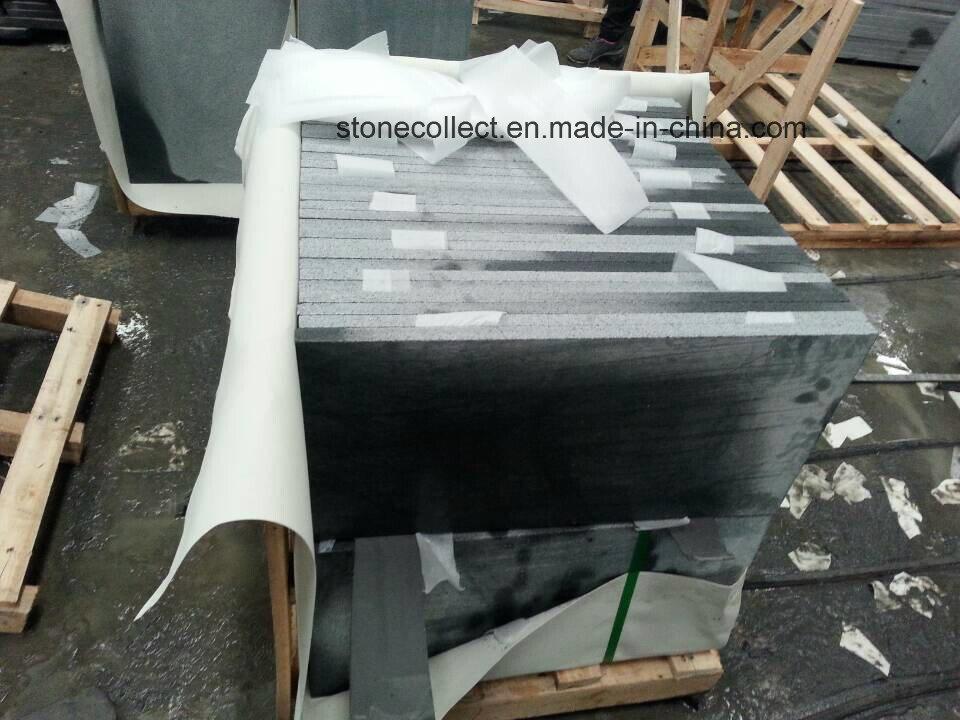 Padang Dark G654 Grey Granite Cut to Size