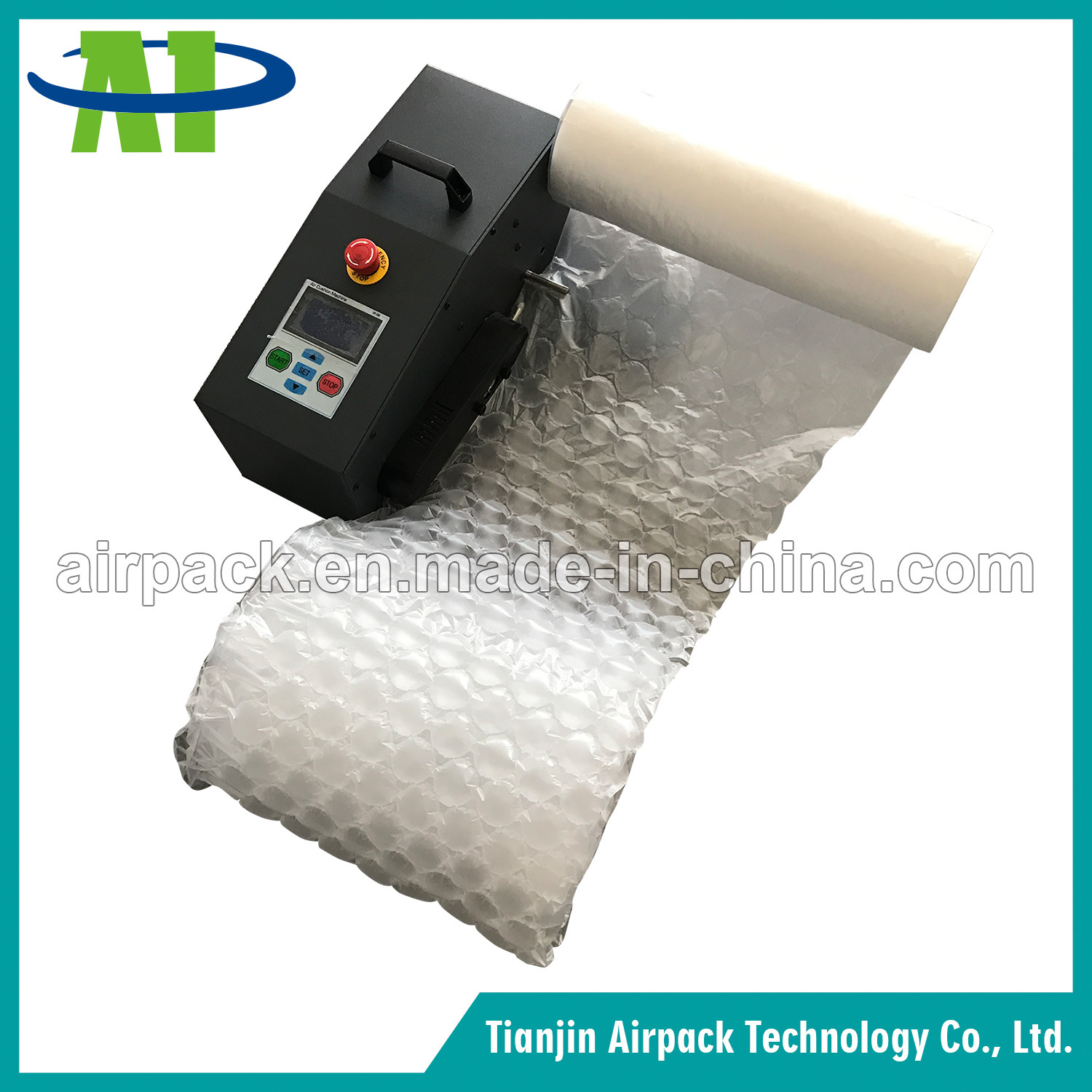 Protective Packaging Void Inflatable Cushion Package Air Bag Film