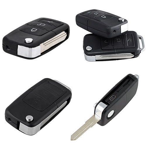 S818 Motion Detection Mini Car Key Chain DV Camera Video Camcorder
