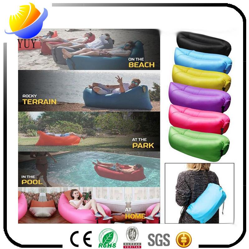 Multipurpose Inflatable Lazy Air Laybag Sofa Outdoor Sleeping Sofa