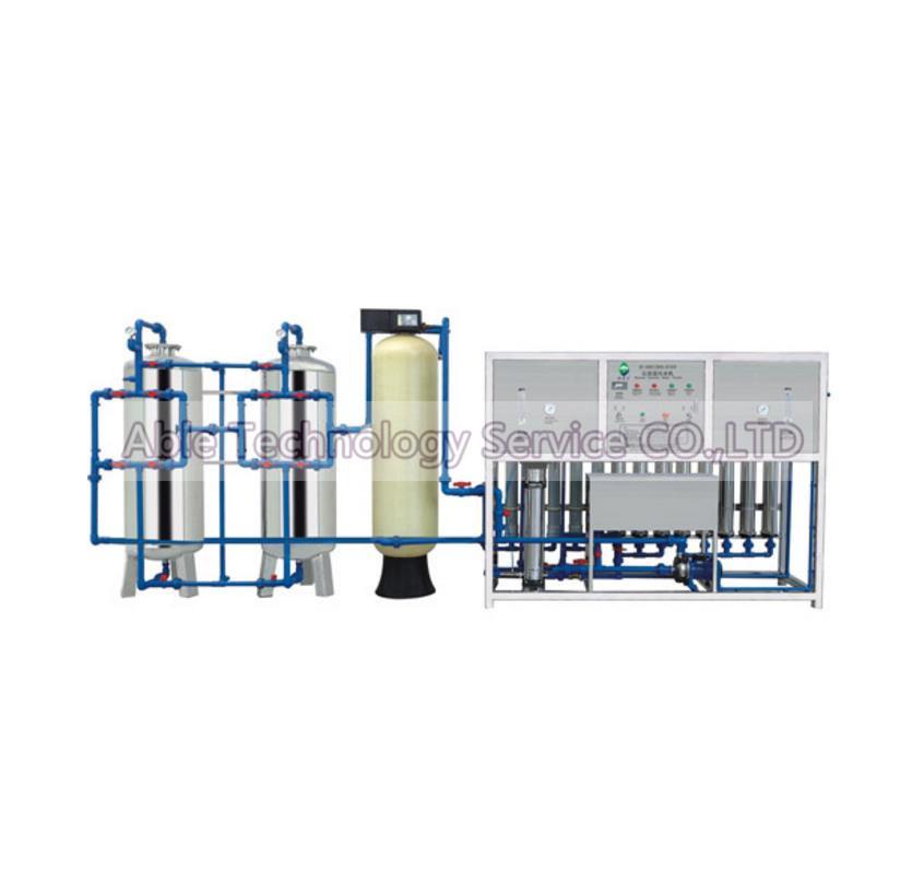 Reverse Osmosis Water Purification Machine / RO Pure Water Purification System / Fresh Water Purification Machine RO-3000L/H