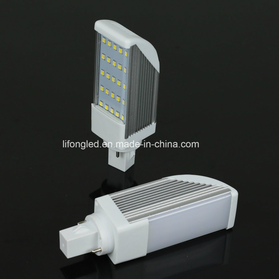 PLC G24 G23 E27 LED Plug Light 12W with High Brightness SMD2835