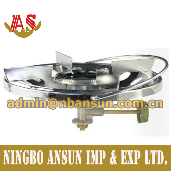Stainless Iron Portable Camping Gas Burner in Africa