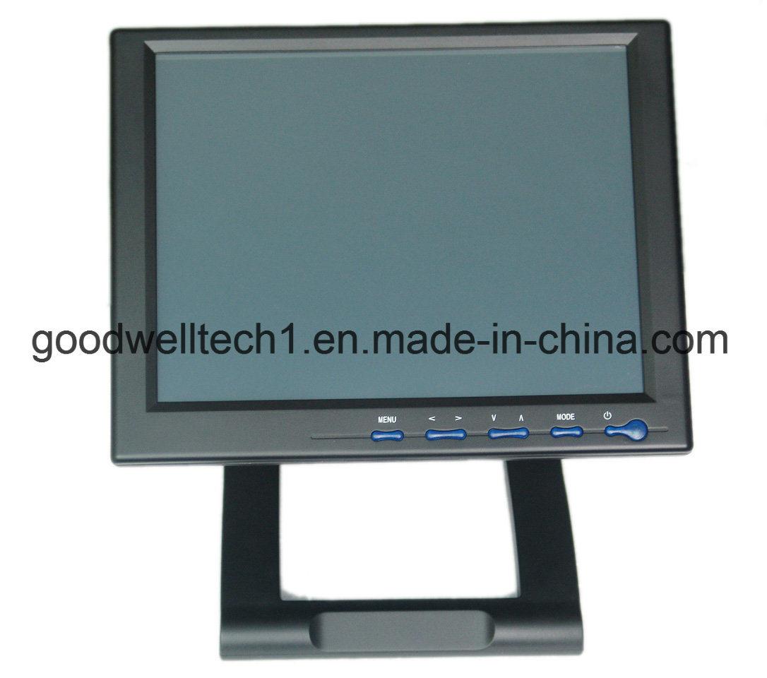 "10.4"" 4: 3 Touchscreen VGA HD Monitor for Kiosks Industrial Application"