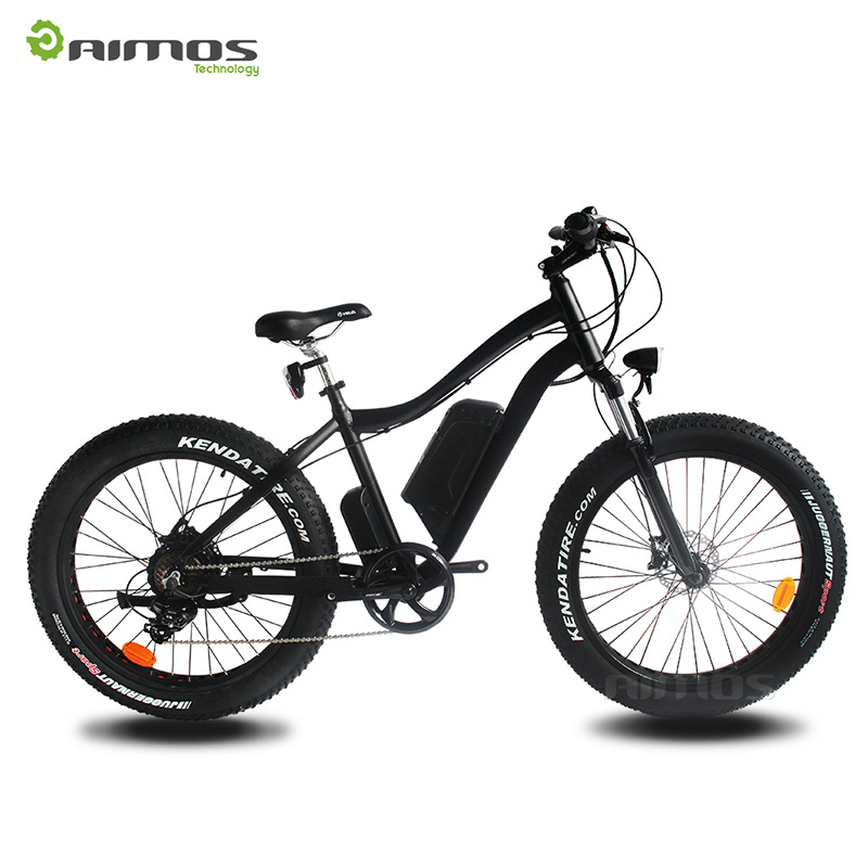 Newly American Design 26inch Electric Bike with Hydraulic Brake