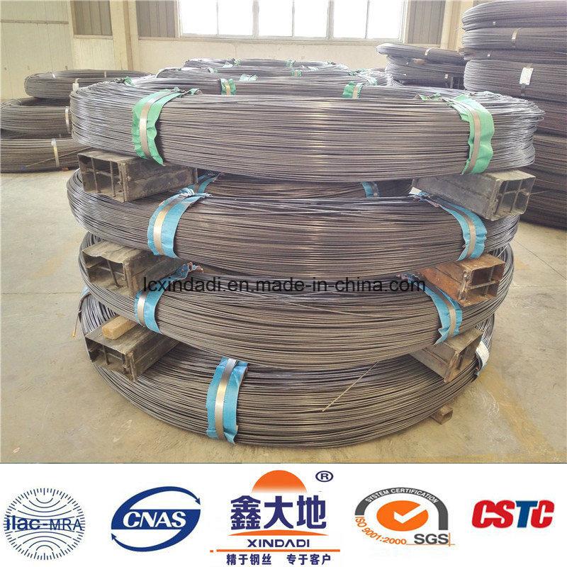 4mm 1670MPa Prestressed Steel Wire