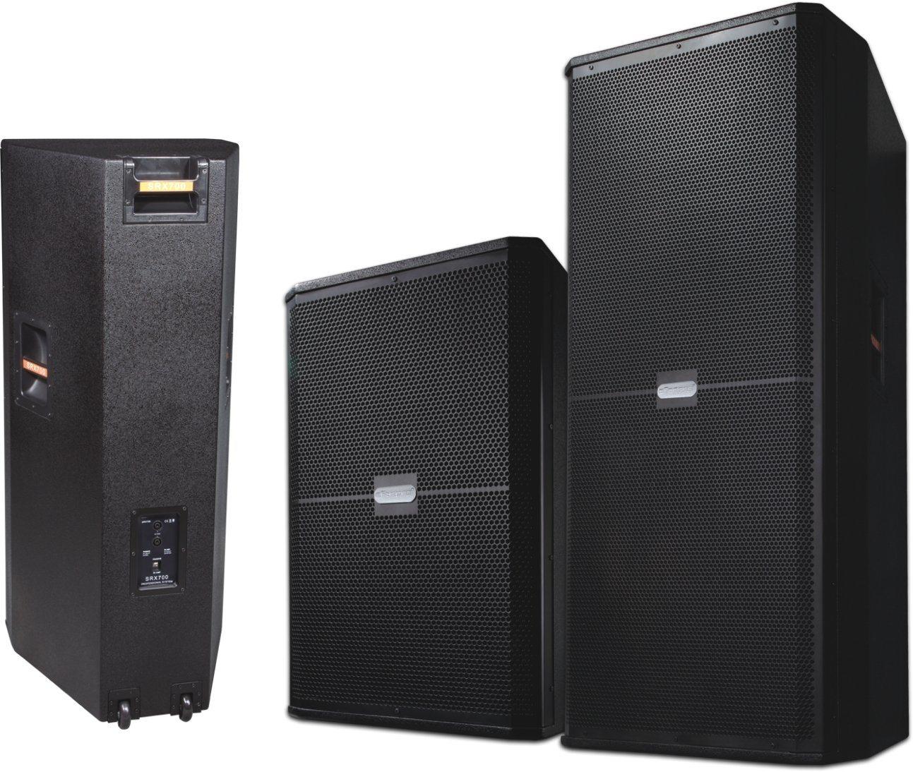 "2-Way 15"" Passive Floor Stage Monitor Speaker Cabinet System (SRX 715)"