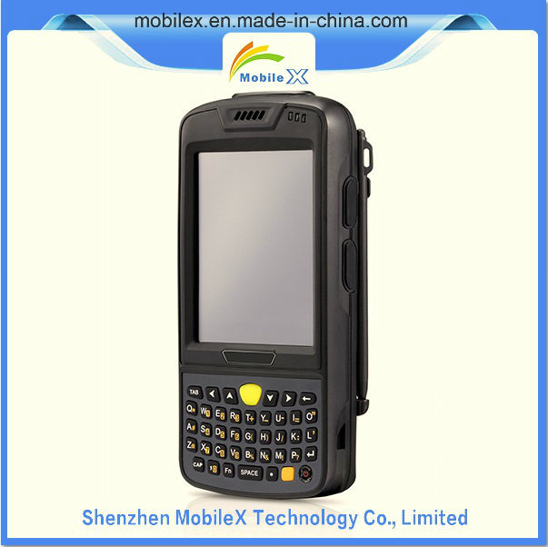 Mobile Barcode Scanner with Pistol Grip, RFID Reader