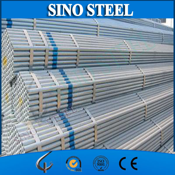 Q235 Round Hot Dipped Glavanized Steel Pipe for Making Furniture