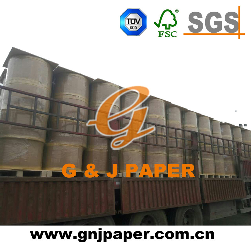 Excellent Quality 280mm*12000m Size CB CFB CF Office Paper