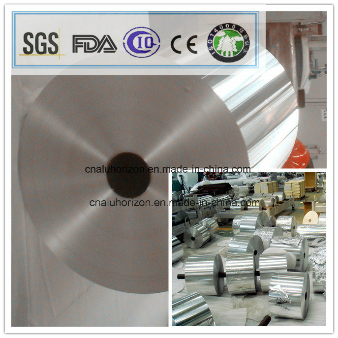 8011 and 1235 Aluminum Foil Stock for Softpacking, Cable