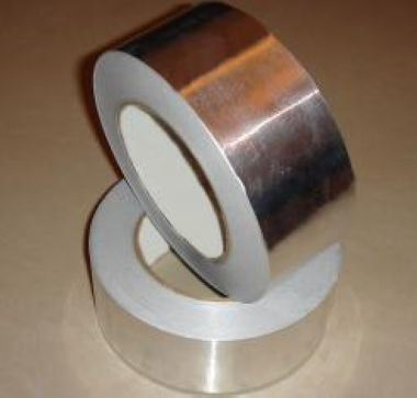 Aluminum Waterproofing Repair Foil Tape /Aluminum Foil Tape