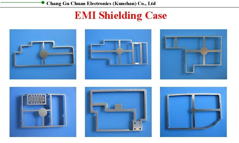 China Emi Shielding Cover Fence China Emi Shield Cover Fence