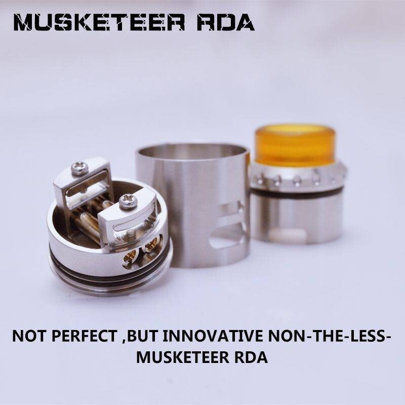 First Batch Authentic Blitz Enterprises Musketeer Rda