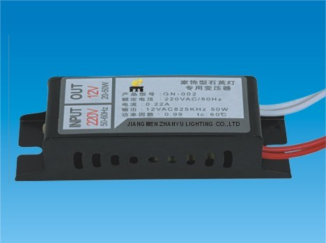 20-50W Electronic Ballast and Transformer
