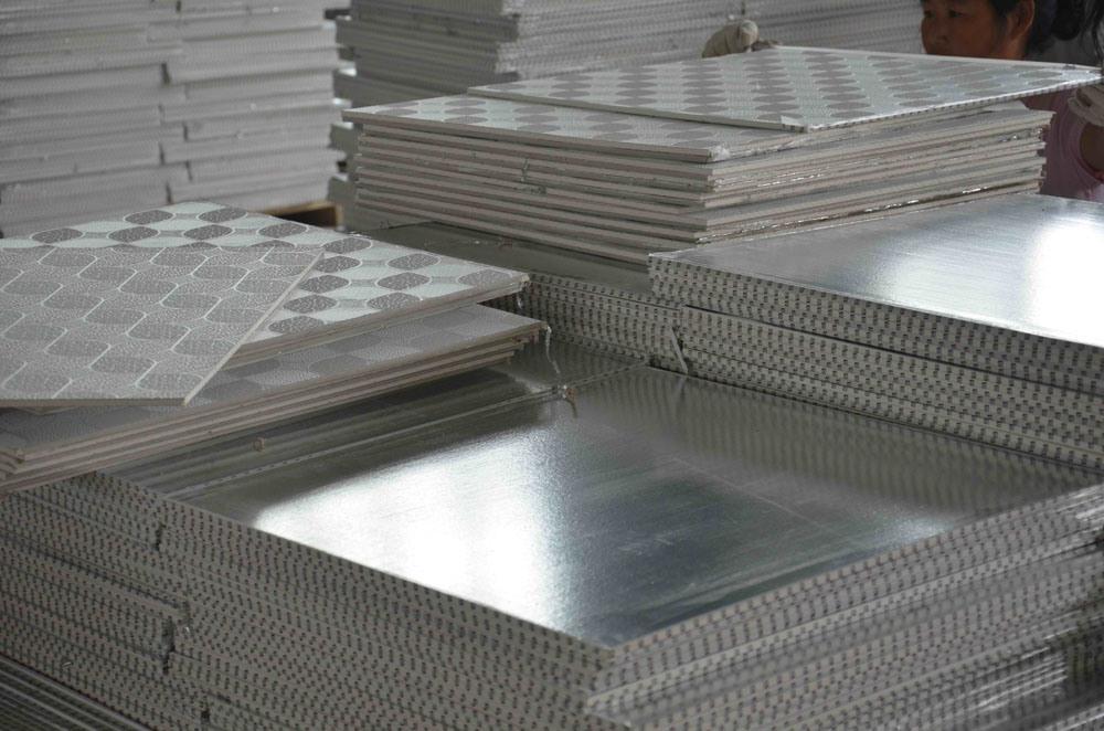 Vinyl Coated Drywall : Newswan timber products co ltd الصين المورد