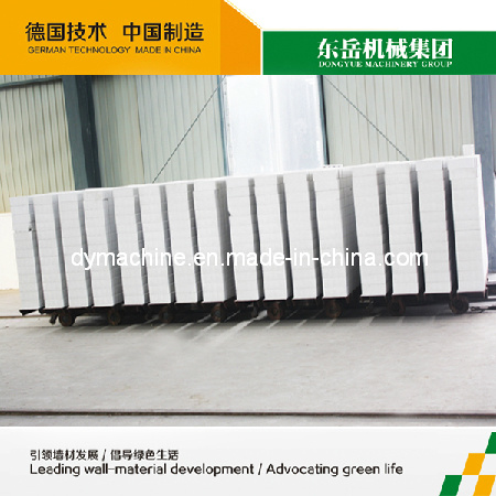 Sand-Lime Block Making Machine