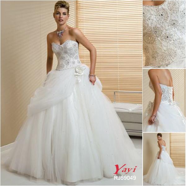 Images of Brides Wedding Dresses - Weddings Pro