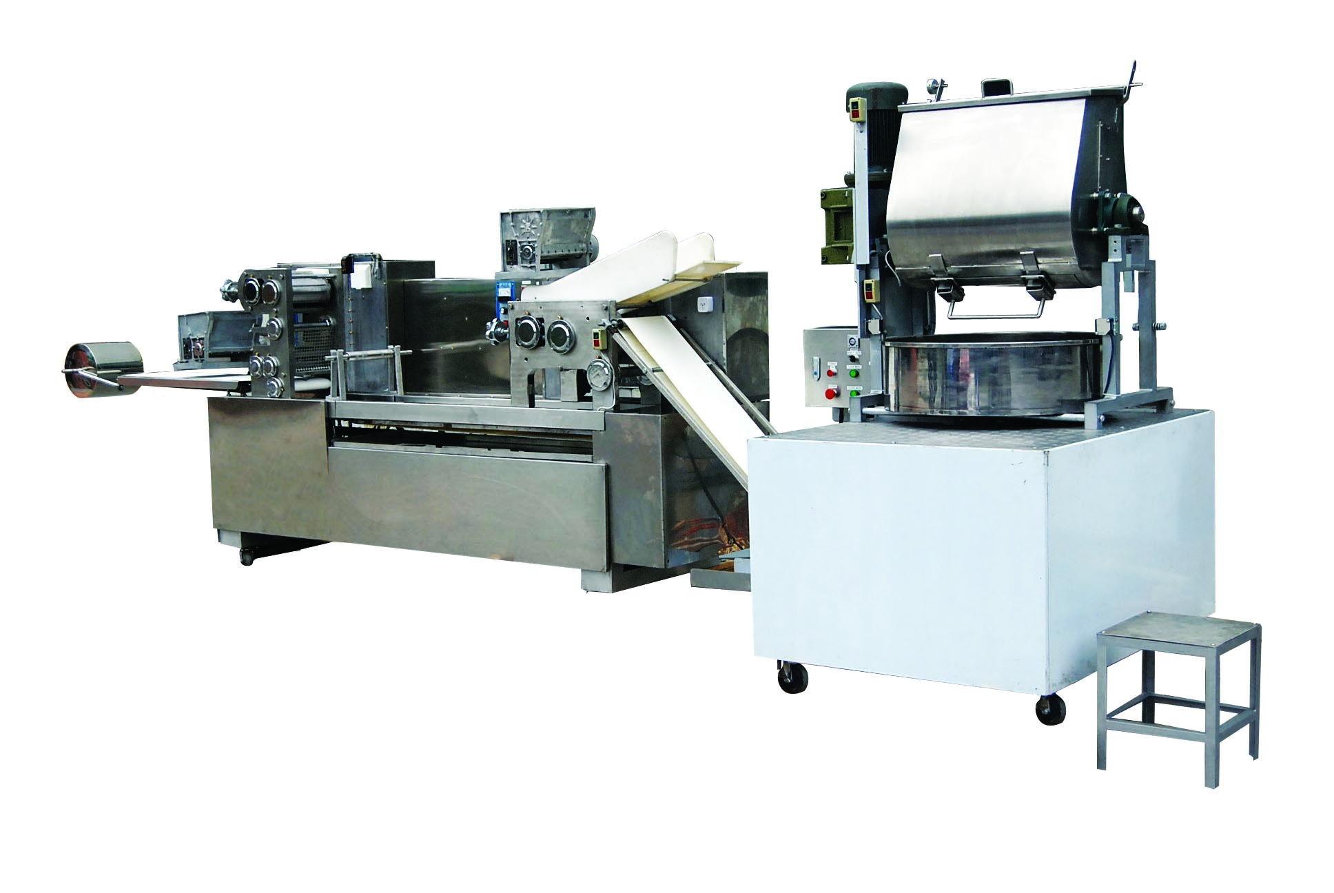machine noodle making