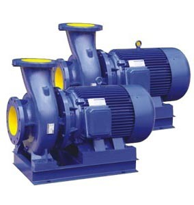 Single Stage Single Suction Horizontal Centrifugal Pump (ISW)