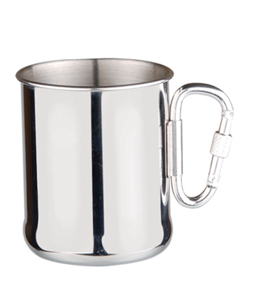 Stainless steel coffee mug yh 4004 china mugs for Y h furniture trading