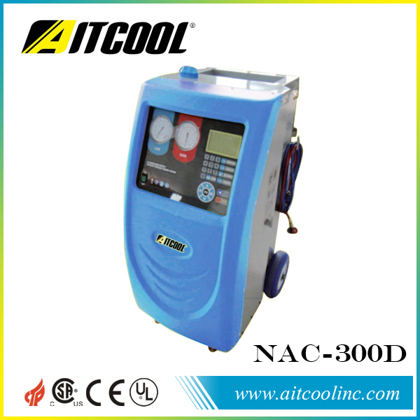 Auto A/C Refrigerant Recharging/Recycling Machine (ARS3000)