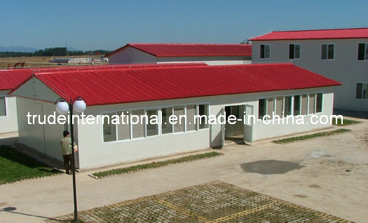 Sandwich Panel Modular/Mobile/Prefabricated/Prefab Building for Classroom
