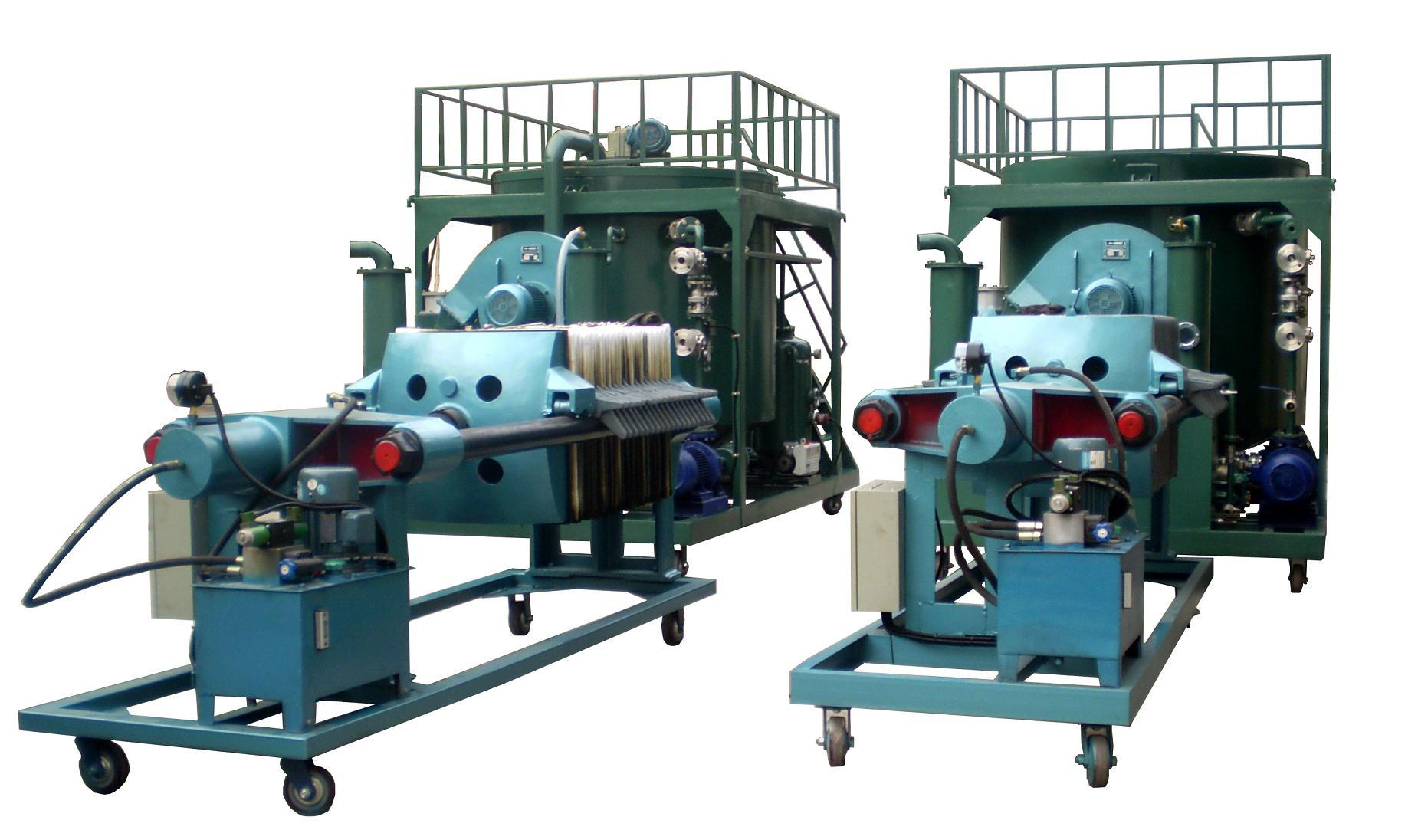 Transformer oil purifier chongqing lushun scientific for Used motor oil recycling equipment