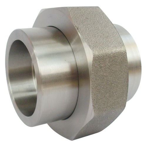 China high pressure fitting union socket weld end