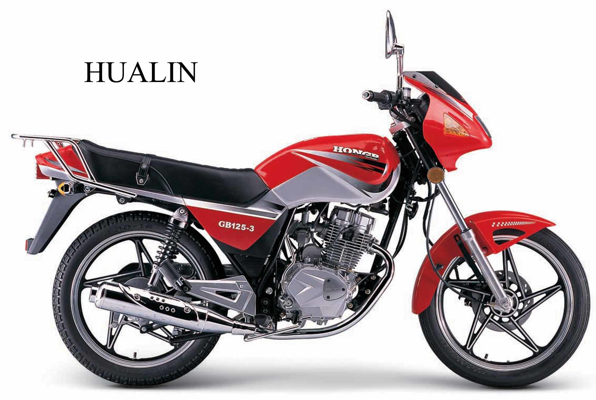 Chinese Motorcycle Manufacturers