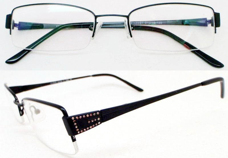 China 2011 Vogue Spectacle Frames Eyeglasses Frames (R10 ...